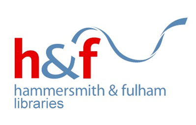 Hammersmith and Fulham Libraries Logo