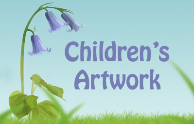 Children's Artwork Logo Image
