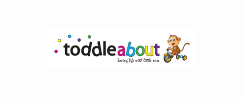 Toddle About Logo Image